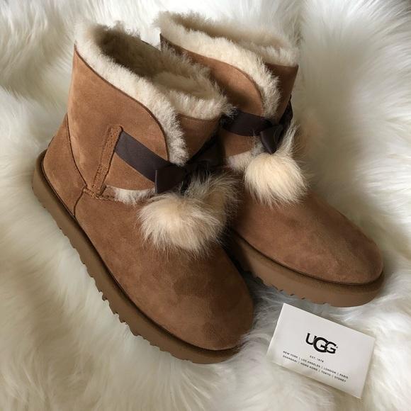 85155d5001b UGG Gita boots NWT